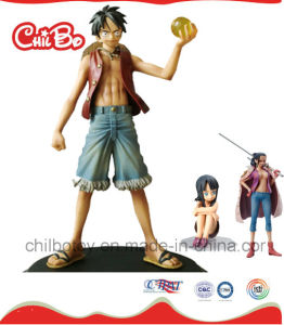 One Piece Series Plastic Figure Toy (CB-PF016-M) pictures & photos
