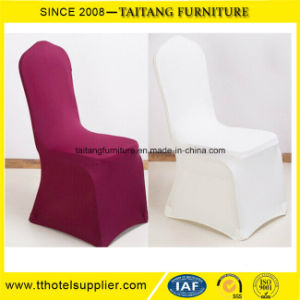 Hot Sale Wedding Chair Covers Cheap Spandex Chair Cover pictures & photos