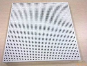 Perforated Honeycomb Panel