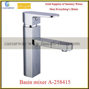 Household Brass Kitchen Sink Tap pictures & photos