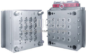 16 Cavities Oil Cap Mould for Plastic Injection Mould