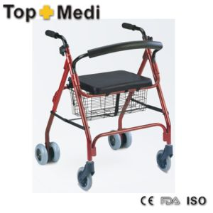 Cheapest Price Practical Live Old Man Walker Walking Aid pictures & photos