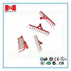 High Quality Long Handle Garden Rake for Sale pictures & photos