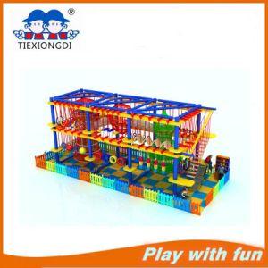 Rope Courses Series Children Amusement Park Equipment Big Children Playground pictures & photos