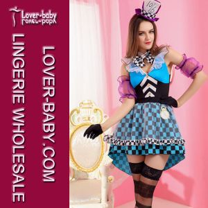 Wonder Wholesale Sexy Costume (L15101) pictures & photos