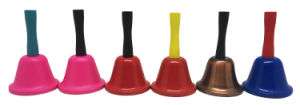 Hand Bell in Colorful Painted for Cheering A12-H01 pictures & photos