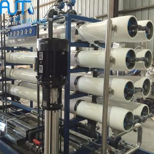 Industrial Reverse Osmosis Desalination Plant