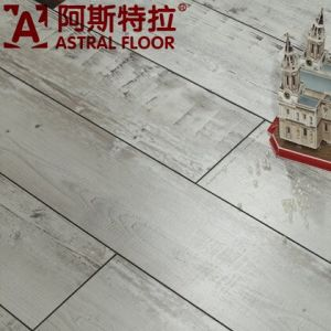 2015 New Product Classical Style HDF 12mm Laminate Flooring (AS6605) pictures & photos