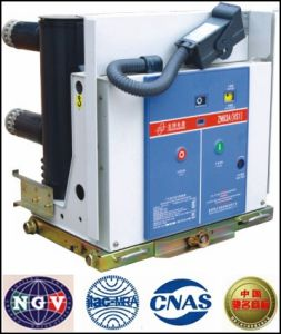 Zn63A-12 Type Indoor Hv Vacuum Circuit Breaker pictures & photos