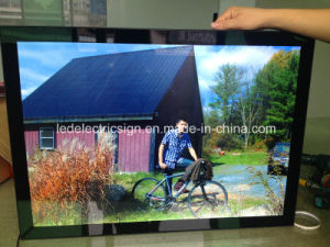 LED Poster with Light Box for Home Decorative pictures & photos