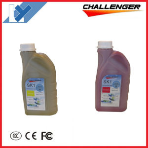 Original Challenger Sk1 Eco Solvent Ink for Printhead Spt 508GS pictures & photos