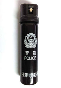 110ml Water Column Pepper Spray/Tear Gas