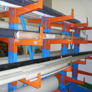 Warehouse Storage Steel Cantilever Racking pictures & photos