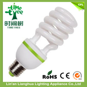 45W 6000h Half Spiral Energy Saving Light pictures & photos