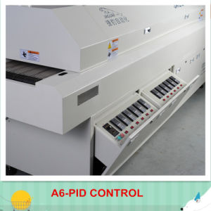 Economic SMT LED Lead-Free Soldering Machine Hot Air Reflow Oven pictures & photos