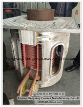 Steel Scrap Melting Furnace for Melting Metals pictures & photos