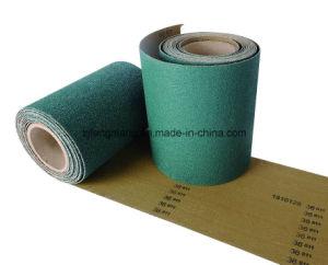 X-Wt Cloth Zirconium Oxide Flap Disc/Abrasive Cloth Roll Zk326X pictures & photos