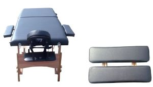 Probltal Folding Wooden Massage Table (THR-WT002C) pictures & photos