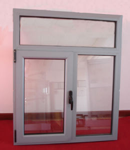 Different Type of Aluminum Casement Open Windows
