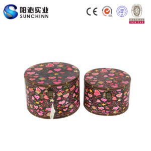 Chinese Reliable Supplier Manufactures Round Shape Gift Box (SCGB00096)