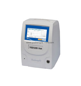 Multi-Parameter Full Automatic Ce Approved Equipment Vet Chemistry Analyzer pictures & photos