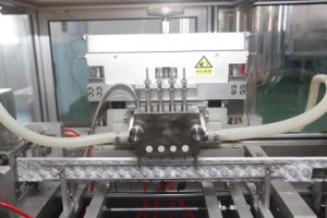 High Quality Fully Automatic Suppository Filling and Sealing Machine pictures & photos