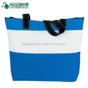 Promotional Waterproof Ladies Nylon Beach Tote Bag (TP-TB015) pictures & photos