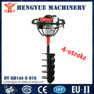 Gas Powered Earth Auger for Digging Holes pictures & photos
