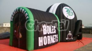 Football Infalatable Helmet Tunnel for Sale pictures & photos