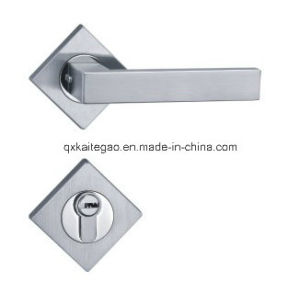 Stainless Steel Modern Level Handle with Lock (SEL-015) pictures & photos