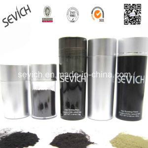 OEM Product 100% Natural Hair Thickening Fibers Hair Building Fibers pictures & photos