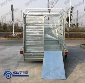 Cage Trailertrailer of ATM 3.5t (SWT-CCT105) pictures & photos