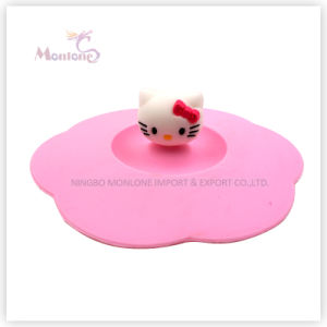 Wholesale Tea Coffee Mug Silicone Cup Lid Cup Cover pictures & photos