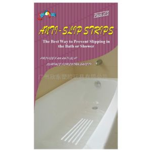 Anti-Slip Strip in Bathtub, Non Slip Bath Treads