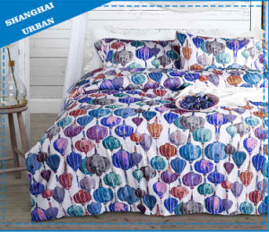 Home Textile Print Bedding Duvet Cover Set pictures & photos