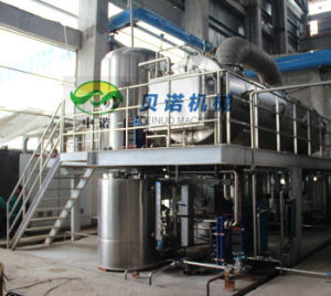 Mvr Evaporator for High Salinity Wastewater
