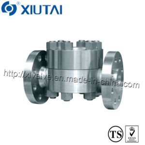 Thermodynamic Flanged Steam Trap (High Pressure&Temperature Type) pictures & photos