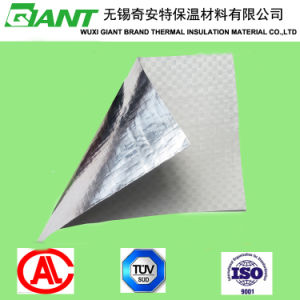 PE Woven Thermal Fabric Laminated Aluminum Foil for Heat Insulation pictures & photos