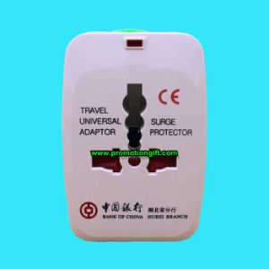 Universal Global USB Travel Plug Adaptor pictures & photos