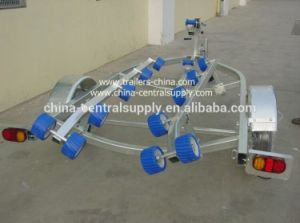 Wholesale Buy High Quality 3.5m Jet Ski Trailer with Shock System CT0065t pictures & photos