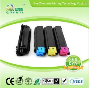 Laser Printer Toner Tk-590 Tk-592 Tk-594 Color Toner Cartridges for Kyocera pictures & photos
