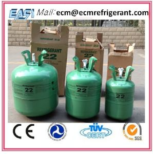 Factory Good Price High Quality 99.9% Pure Refrigerant Gas R22 (R-22 gas on refrigeration) Chclf2 CAS 75-45-6 pictures & photos