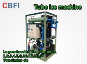 10 Tons Tube Ice Machine for Tropical Area pictures & photos