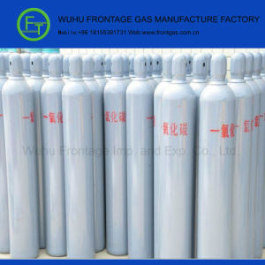 DOT 3AAA 150bar Industrial Gas Cylinder Co-Carbon Monoxide pictures & photos