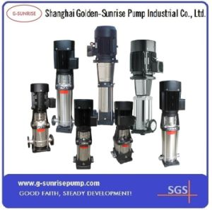 Cdl Series Stainless Steel Vertical Multistage Centrifugal Water Pump