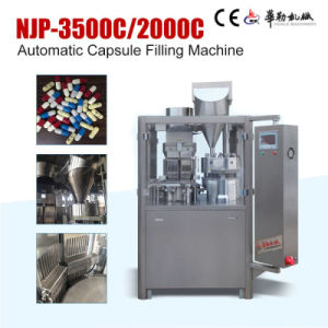 Big Capacity Ce Certified Automatic Mini Capsule Filling Machine pictures & photos