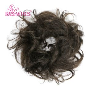 High Quality Scrunchies Hair Synthetic Hair Accessories Hair Extensions pictures & photos