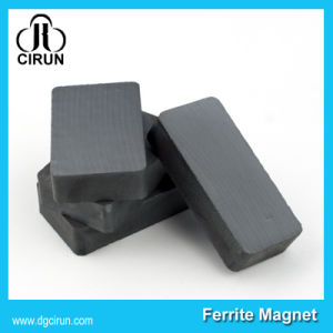 Dongguan Block Ring Bar Ferrite Magnet Manufacturer