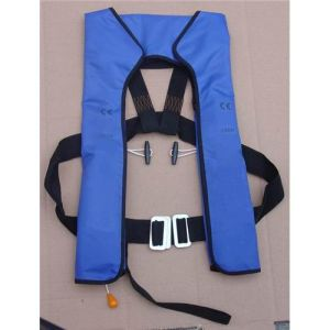 150n Automatic Marine Inflatable Life Jacket for Adult Lifesaving pictures & photos