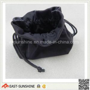 Custom Printed Microfiber Jewelry Velvet Bag (DH-MC0595) pictures & photos